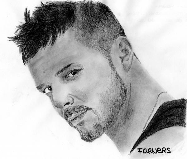 Ricky Martin por FaRNeRS